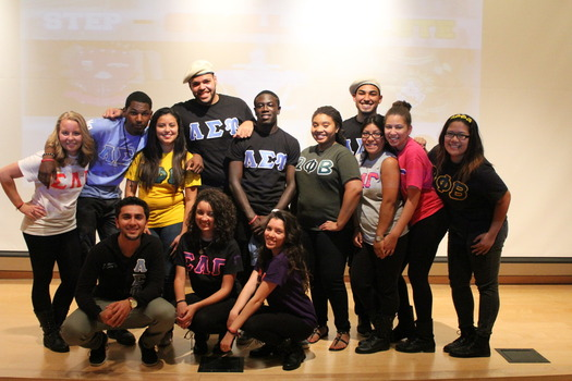 Multicultural Greek Council 2014