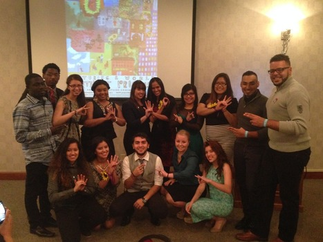 Omega Phi Beta Banquet Fall 2014