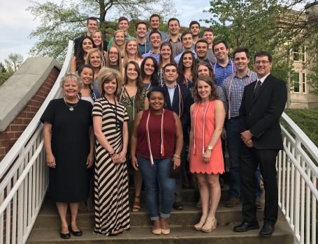 Congratulations Management Fellows Class of 2017!