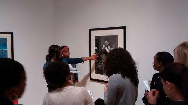Infinite Mirror: Images of American Identity talk
