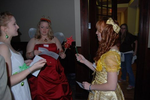 Psi Lambda Xi's Fairytale Murder Mystery Informal Party