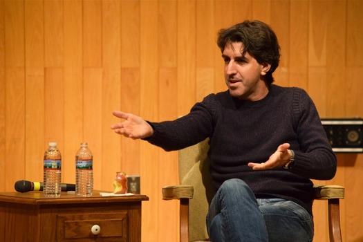 Jason Robert Brown at DePauw