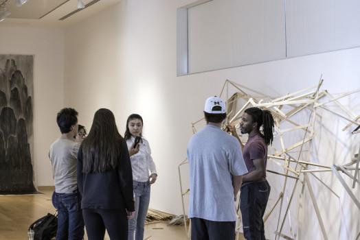 Jason S. Yi: Terraform exhibit, Fall 2016