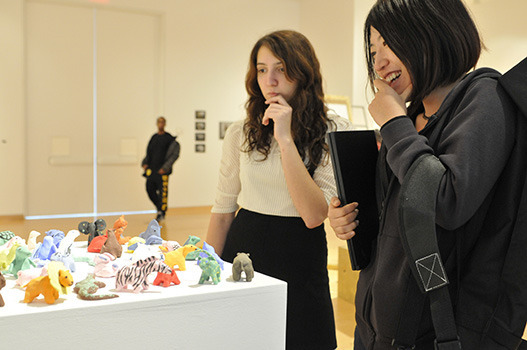Juried Student Art Exhibition, Fall 2012