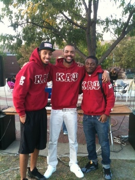 The Men of Kappa Alpha Psi Fraternity, Inc.