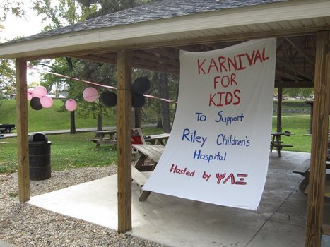 Karnival for Kids, Fall 2011