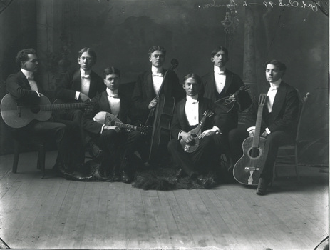 Mandolin Club - 1899