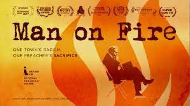 Movie poster for Man On Fire