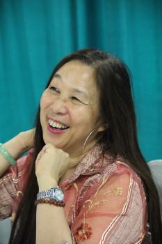 Marilyn Chin, April 4