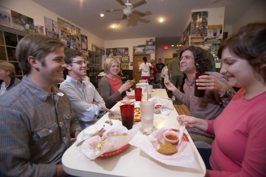 And, of course, a stop in Greencastle isn't complete without Marvins.