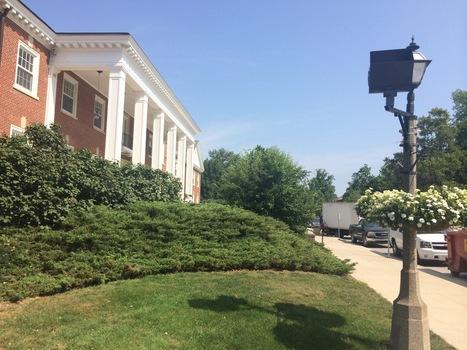 We are located in the Memorial Student Union Building; 408 S. Locust St., suite 208