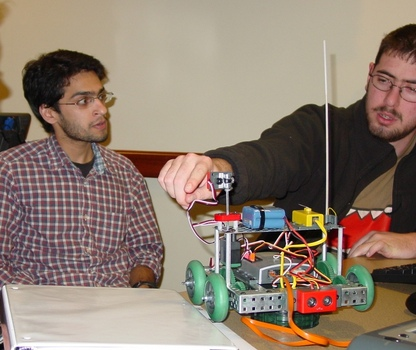 Adjusting a Robot