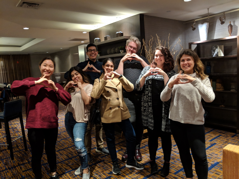 Bonner Love at the 2019 IMPACT Conference