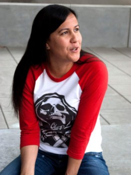 Natalie Diaz, Oct. 25