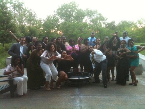 NPHC Banquet, Spring 2012