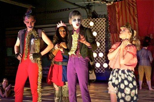The Nutcracker, performer, NoExit Performance, 2011