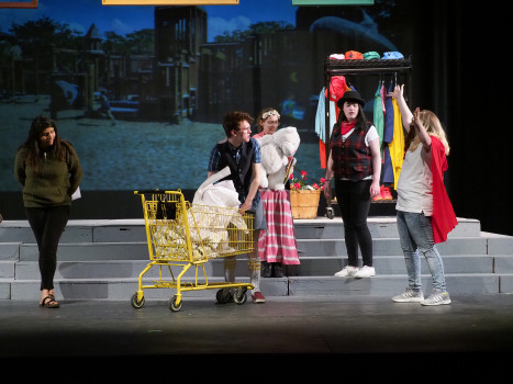 Greencastle, The Merry Wives of Windsor, 2018
