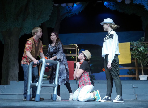 North Putnam, As You Like It, 2018