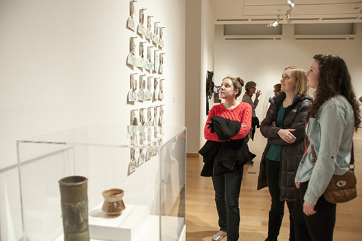LOOKING BACK / LOOKING FORWARD: RICHARD Peeler And HIS Students, Winter 2013