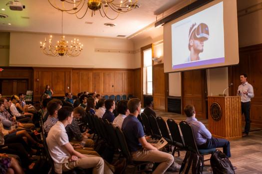 Speaker Series: Alumnus Peter Lazaroff