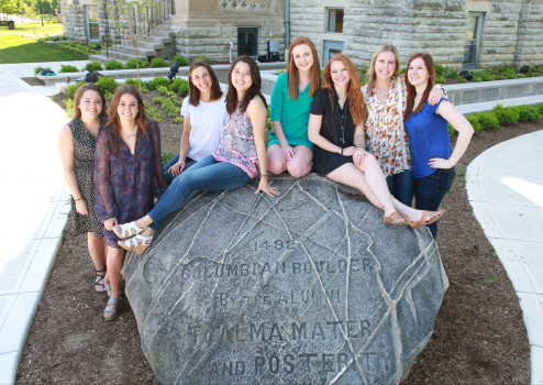 Panhellenic Council Executive Board