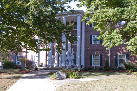 The Lambda Chapter House of Phi Gamma Delta