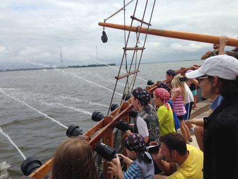 Pirate Adventure, August 2014