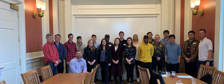 Spring 2019 Engaged Entrepreneur Group Pitch Competition