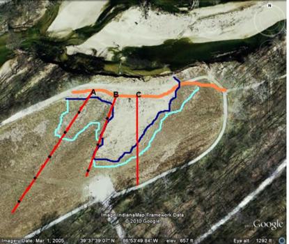 K2 loop trail