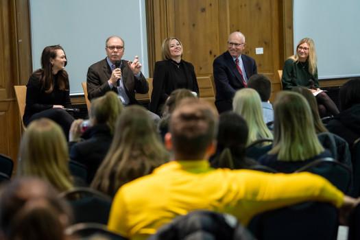Public Affairs Panel