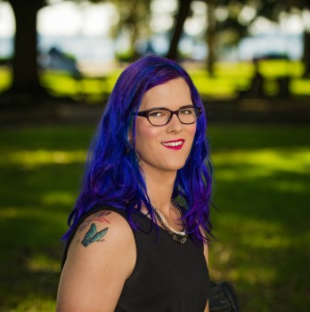 Dr. Rachel McKinnon is an Assistant Professor in the Philosophy Department at the College of Charleston