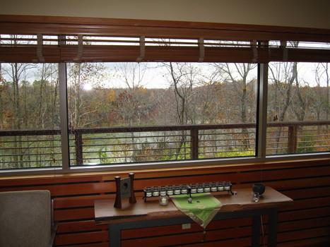 Reflection Center meditation room
