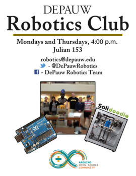 Robotics Club Depauw University