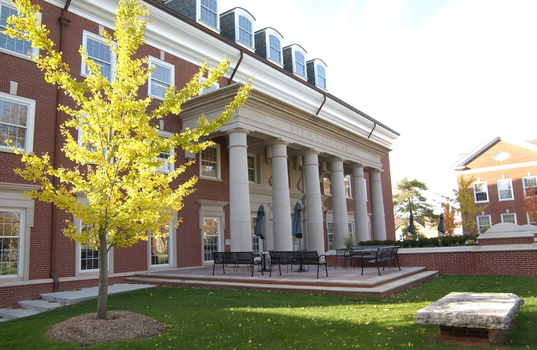Roy O. West Library