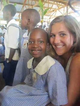 Ryan Konicek ('15) in Uganda