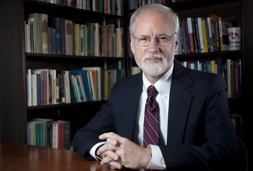 Dr. Stuart Yoak, Fredericks Professor of Ethics