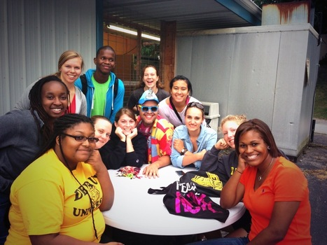 Campus Living and Community Development Student Life Staff Members