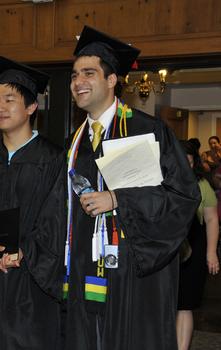 Jordan Stefanov is one of the Becker Fellows for 2011