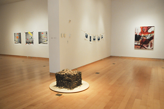 Juried Student Art Exhibition, Winter 2016