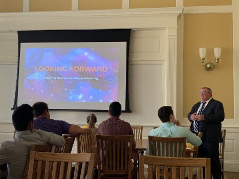 "Taulbee Jackson Presentation - ""Looking Forward in Digital Marketing"""