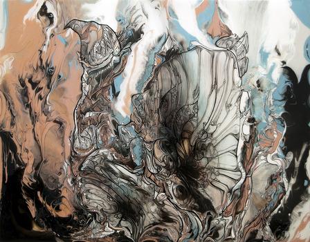 Untitled, 2011, Mixed Media