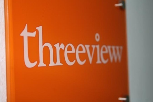 Chip Potter interned at Threeview in Munich, Germany
