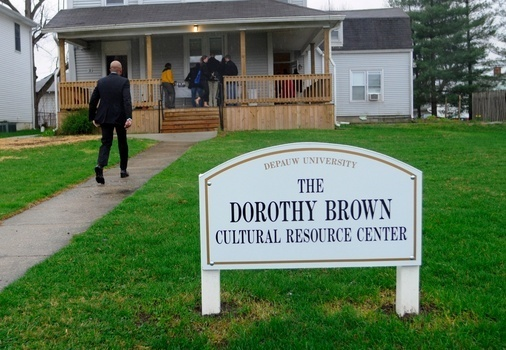Dorthy Brown Cultural Resource Center