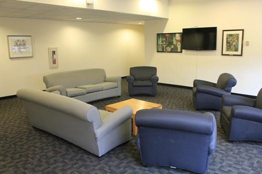 Humbert Hall Lounge Area