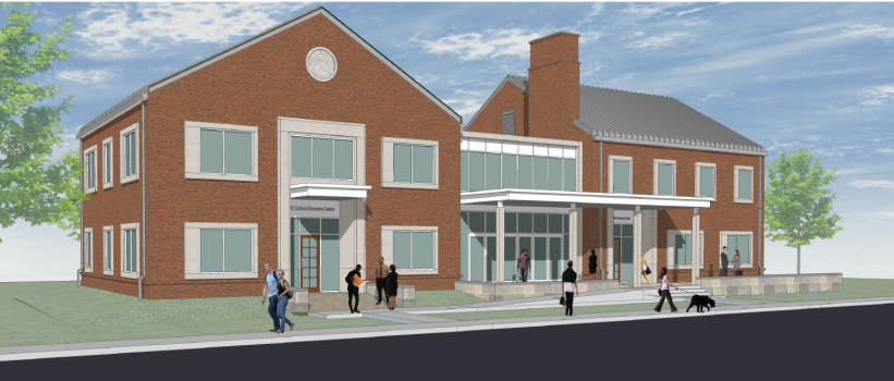 Center for Diversity and Inclusion rendering