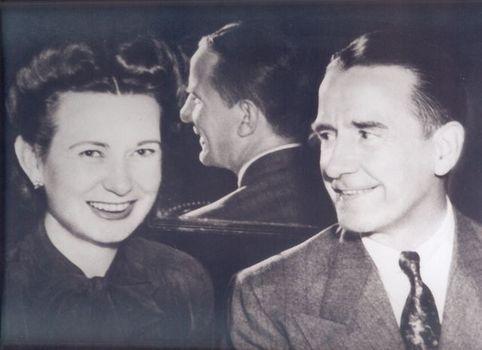 Bertram and Corella Bonner