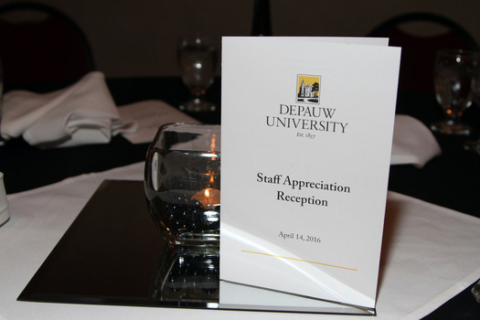 2016 Staff Appreciation Reception