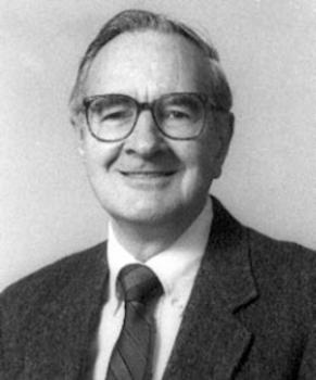 Professor Robert O. Weiss (Ph.D. Northwestern University 1954).  DePauw's Director of Debate 1955-1997.