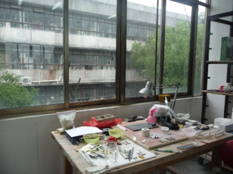 Rebecca Zucker '14: Pottery Workshop in the Peoples Republic of China