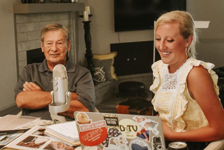 Lexie Manor interviews Steve Miller